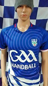 Monaghan GAA Tight Fit Gaelic Handball Cool-Air Jersey Shirt (Adult Medium)