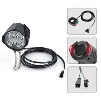 Headlight For Light Scooter Electric Bicycle Led Front Light With Horn BAFBG Kit