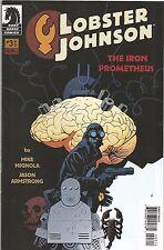 LOBSTER JOHNSON IRON PROMETHEUS #3 (2007) Back Issue (S)