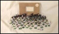 "Vintage Tin Flats ""Battle Of Austerlitz"" 1805, 62 Pieces"