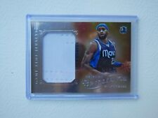 2012 Panini Brilliance VINCE CARTER Game Worn Patch