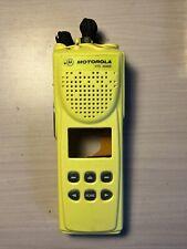 Yellow OEM AUTHENTIC Replacement Housing Case For MOTOROLA XTS3000 Model 2 Radio