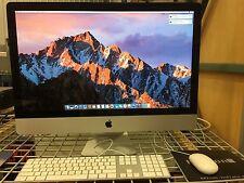 """Apple iMac MC507LL/A 27"""" Desktop i5-860 Quad Core 16GB 1TB ATI Radeon 4850 512MB"""