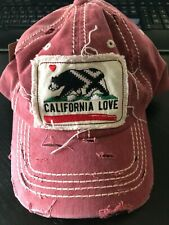 "4350 District ""California Love"" vintage distressed"