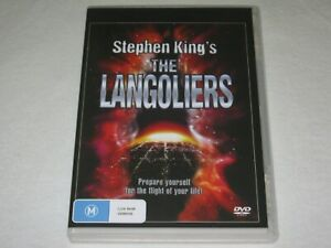 The Langoliers - Brand New & Sealed - Region 4 - DVD