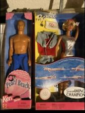 Barbie And Ken New In Boxes Vintage