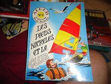LES PIEDS NICKELES et le club collection N° 2 JACARDO EO 4ème Trimestre 1982 TBE