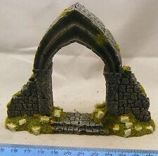 Gothic Archway 28mm fantasy, storici e paesaggio FANTASCIENZA