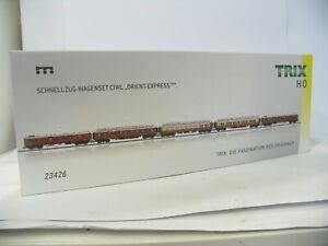 TRIX 23426 PERSONENWAGEN ORIENT-EXPRESS   VP5225