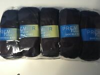 king Cole premier dk 5x 100g yarn value pack in 10 different colours job lot