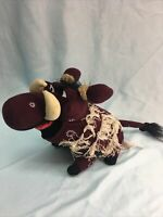 "Disney The Lion King Broadway Musical Pumbaa 9"" Plush Toy Stuffed Animal (8)"