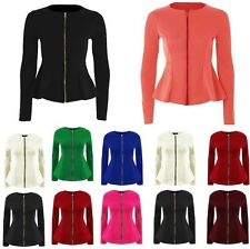 Unbranded Hip Length Casual Coats & Jackets for Women