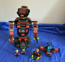 lego robot gardian 6949 +1 petit vaisseau vingtage