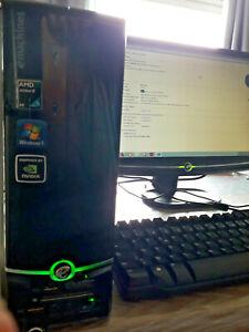 Pc complet E-machine EL1352 Window 7 Nvidia Geforce 3GB RAM DDR3 600GB Hard Driv