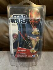 """Star Wars Darth Maul 3.75"""" Action Figure MH15 Movie Heroes, Lightsaber, NEW"""