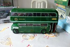 SUNSTAR 1/24 ROUTEMASTER GREENLINE ROUTE 715 - EXCELLENT/BOXED - L@@K!!
