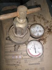 New listing U.C and C. Corp acetylene prest-o-weld regulator type r103