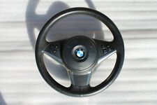 BMW E60 E61 E63 E64 OEM sport steering wheel with airbag. before 09/2005