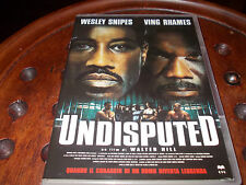 Undisputed  Dvd ..... Nuovo