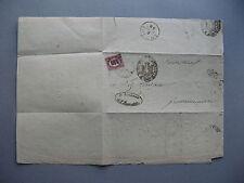 ITALY, official cover 1880, Municipio di Sambernedetto del tronto