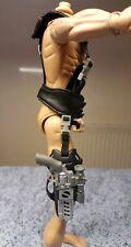 """1/6 scale BBI CY COM Colossus 's Magnum Revolver hand gun weaponfor 12"""" figure"""