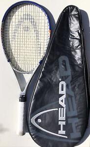 HEAD Tennis Racquet Mid Plus 3000 Titanium Mesh with Cover 4 3/8 Grip
