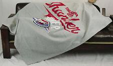 Northwest NBA Basketball Oklahoma City Thunder Sweatshirt Throw Blanket - Grey