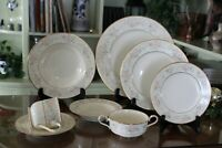 Noritake Willowbrook Dinnerware Service for 6 with 8 Piece Settings
