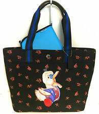 COACH Diaper Bag Doodle Duck Fisher Price Multipurpose Travel Tote Purse NWT