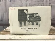 Department 56 Dickens Village Series A Christmas Carol Holiday Decoration 3 Set