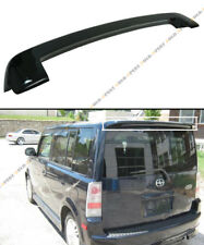 GLOSSY PAINTED BLK OE STYLE JDM REAR ROOF TOP SPOILER WING FOR 03-07 SCION XB BB