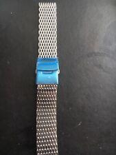 20 MM Divers Mesh Bracelet