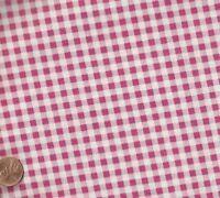 Saddle Up pink check gingham western Riley Blake fabric
