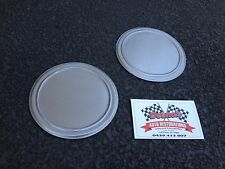 ENGINE BAY CIRCULAR COVERS (NEW) for HK HT HG MONARO, SEDAN, UTE, VAN, WAGON