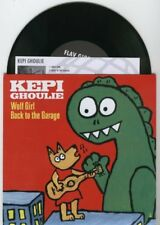 "Kepi Ghoulie/Flav Giorgini ""split"" 7"" Groovie Ghoulies The Queers 7 Seconds"