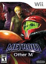 Metroid: Other M (Nintendo Wii, 2010) COMPLETE GAME BOX MANUAL NES HQ