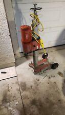 Hilti Dd 160e Core Drill Rig And Stand