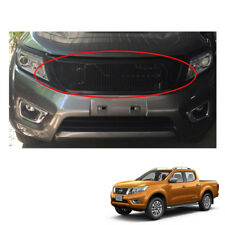 Front Grill Grille Net Black for Nissan NP300 Frontier Navara Frontier 15 16 17