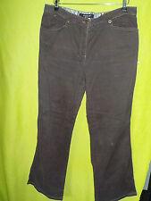 Modische Hose in braun von WISSMACH Gr. 46 wie Jeans