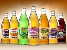 Russian Original Beverage Soft Drinks Soda Baikal Tarhun Kvas *Free Shipping*
