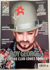 Boy George, Culture Club, Paloma Faith, Magazine 2018
