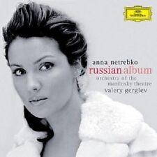 """ANNA NETREBKO """"RUSSIAN ALBUM"""" CD NEUWARE"""