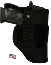 USA Mfg Inside or Out Pants Pistol Holster Smith Wesson S&W SD4 VE ISP ISW .40