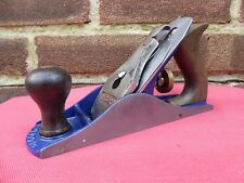 Vintage Record No 4 Smoothing Plane Carpenters Woodworking Tool