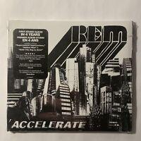 REM - Accelerate  – New Sealed CD Digipak 2008 Warner Bros