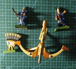 Games Workshop Warhammer Fantasy High Elves Elf Repeater Bolt Thrower Plastic