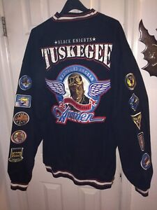 Tuskegee Airmen Fighter Group Twill Jacket