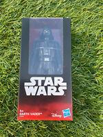 Disney Hasbro Star Wars 6 inch Darth Vader Figure B3952Brand New Free Post Rsre