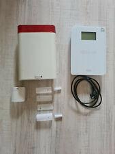 ABUS Secvest Touch Funkalarmanlage - Weiß (FUAA50XXX) Sirene FUSG 50101 + Melder