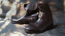 ALDO Mulher Mr B Men's Leather Boots - UK 5 / EU 39 - New
